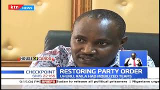 Jubilee and ODM try to restore internal order