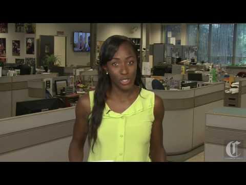 Renee Washington: Courier AM  Newsbreak June 14