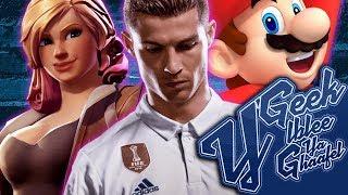 FIFA 18 CRACKED ! FORTNITE BEATING PUBG ? NINTENDO VS YOUTUBE AND MORE   YLYG