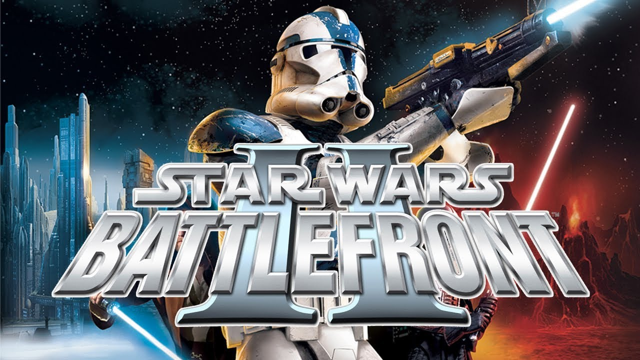Star Wars Battlefront 2 Retro Review Ps2 Xbox Youtube