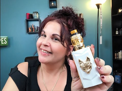 Sigelei Snow Wolf MFeng 200w Kit with Wolf Tank
