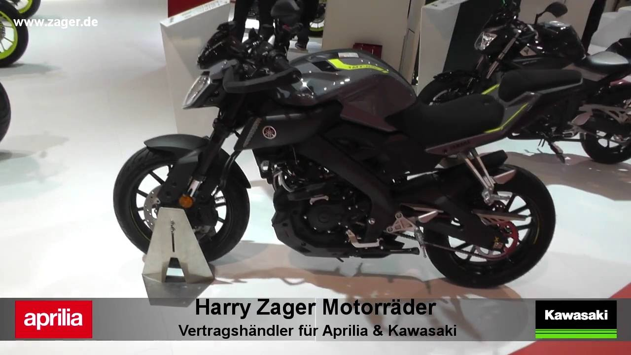 yamaha mt 125 abs 2017 vs aprilia tuono 125 abs 2017 youtube. Black Bedroom Furniture Sets. Home Design Ideas