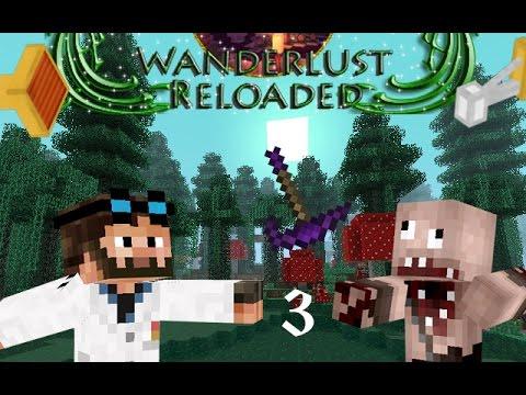 Minecraft: Wanderlust Reloaded: Machine-Kamer & Magie! (Part 3) (Dutch Commentary)