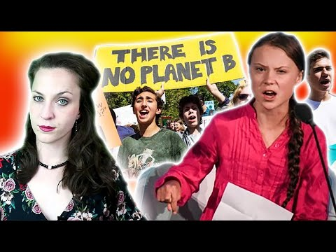 Climate Change Alarmists Have Gone TOO FAR! | Greta Thunberg