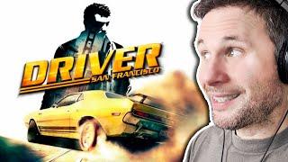 MAIS DO GAME QUE EU TRABALHEI | Driver San Francisco (Gameplay em Português PT-BR)