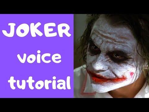 the-dark-knight---hospital-scene---how-to-sound-like-the-joker-(heath-ledger)---voice-impression