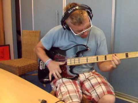 FENDER JB CUSTOM SHOP 70 SOUND TEST