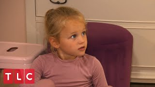 Riley Doesn't Want To Sleep In Her Room! | OutDaughtered