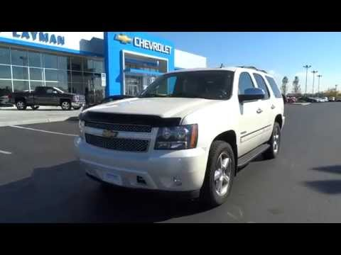 2012 Chevrolet Tahoe Ltz Used Cars Columbus Ohio At
