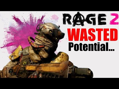 Rage 2 is the Epitome of Wasted Potential... thumbnail