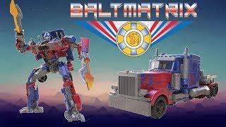 Transformers Studio Series Optimus