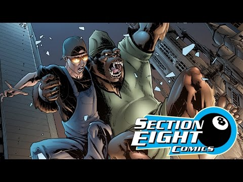 The World of Section 8 Comics.