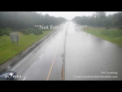 Hope Mills, North Carolina - Hope Mills Dam Overflow Major Flooding - September 16th, 2018