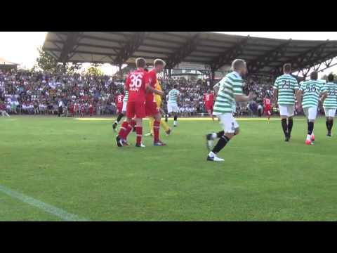 Sport Eagle TV FC Augsburg vs. Celtic Glasgow Pre-Season Friendly, July 10, 2012