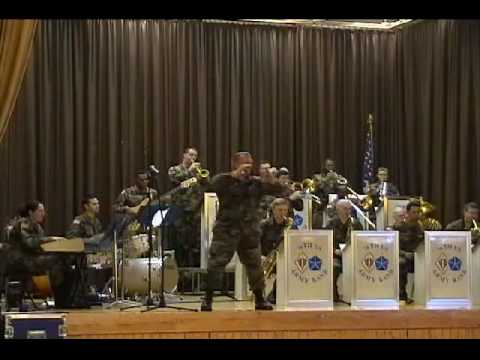 Bad Bad Leroy Brown  76th Army Bands Victory Jazz Orchestra