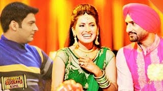 Comedy Nights with Kapil | Harbhajan Singh & Geeta Basra MARRY AGAIN | 29th November 2015 Episode