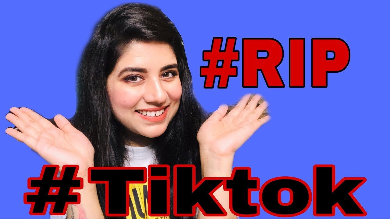 Tiktok Banned in India😮 All 59 Chinese Apps Banned 😯 History created by Indian Gov't 🙆‍♂️|Ranu|