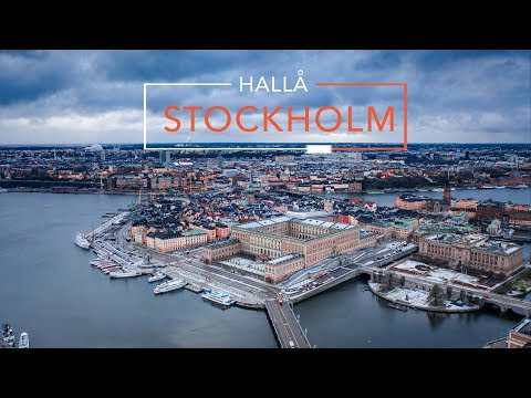 HELLO STOCKHOLM (4K)