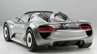 Porsche 918 Spyder BestCarTest