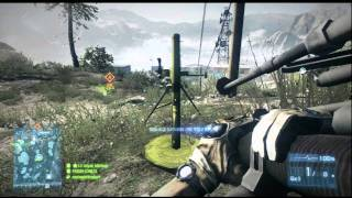 battlefield 3 damavand peak [m224 mortar] Rush