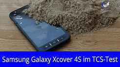 Samsung Galaxy Xcover 4S im TCS-Test - neuer Wein in alten Schläuchen?!