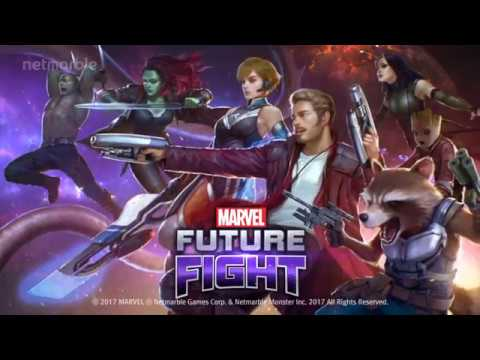 [MARVEL Future Fight] Meet Guardians of the Galaxy VOL.2 Heroes!