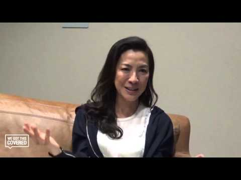 Exclusive Interview: Michelle Yeoh Talks Crouching Tiger, Hidden Dragon: Sword Of Destiny [HD]