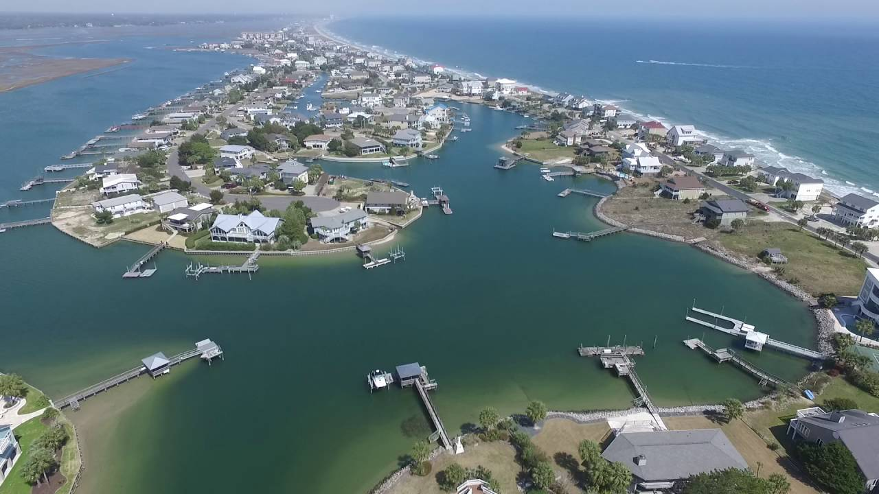 Inlet Harbour Garden City Beach South Carolina YouTube