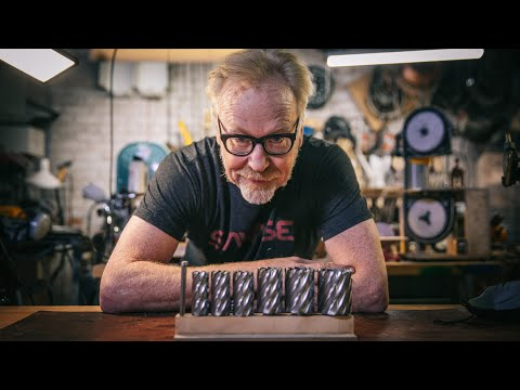 Adam Savage's Favorite Tools: Annular Cutters!