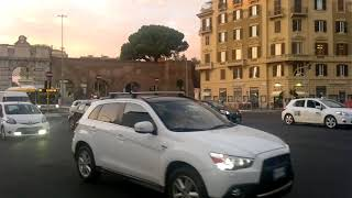 Virginia Raggi (Libera & Bella) inaugura il nuovo Piazzale Appio