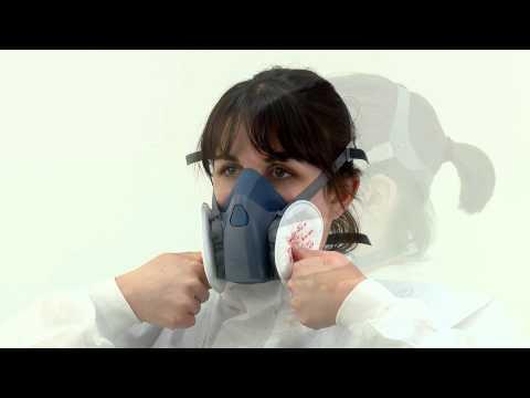 fitting-3m™-7500-series-reusable-respirators