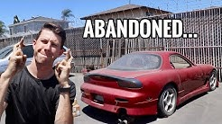 Finding and Making an Offer on ANOTHER Junkyard RX-7.