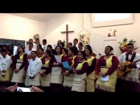 Brisbane (Logan Central & West End) Tongan UC Youth Prayer Service & Dress Rehearsal for TNC.