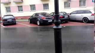 Blondynka za kierownicą :/