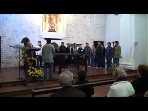 Eres tú - Philippine Madrigal Singers (MADZ) en Uruguay