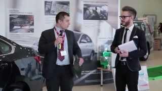 Презентация NEW Nissan Almera в Автомире на Ярославском шоссе