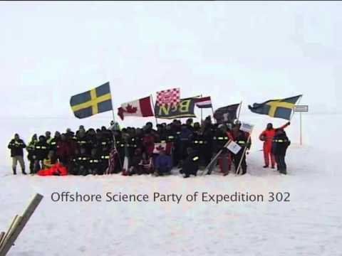 IODP Arctic Coring Expedition - Highlights of the downhole logging operations