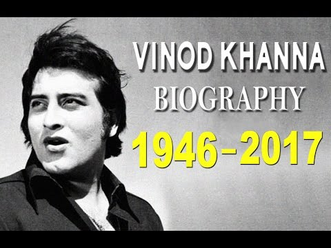 Vinod Khanna - Biography in Hindi | विनोद खन्ना की जीवनी | The Laddu