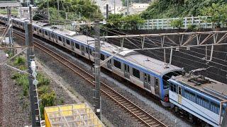 20191003(木)相鉄10701F甲種輸送(甲125)