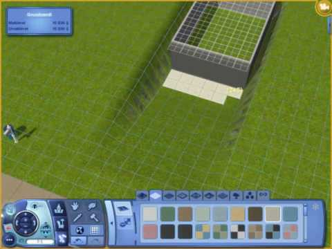 How to make a sloped driveway sims 2 — pic 2