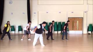 Rehearsal - Tere Mast Mast Dho Nain