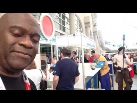 Comic-Con Annual Blood Drive #SDCC