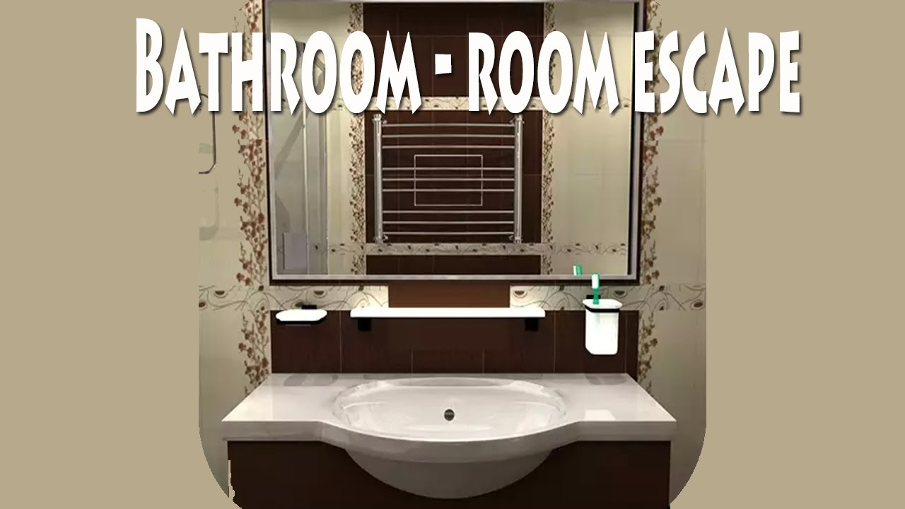 Escape The Bathroom Game Solution bathroom - room escape game -android gameplay ᴴᴰ - youtube