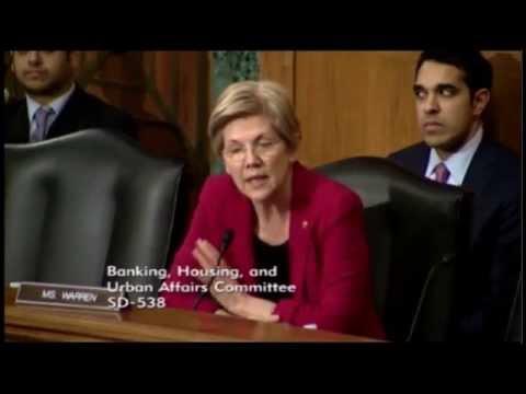 Senator Elizabeth Warren - FSOC Accountability: Nonbank Designations