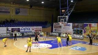 Young Angels Košice – RGUOR Minsk