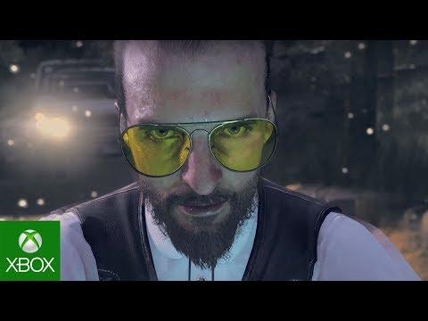 Best Far Cry Villain Ever? Far Cry 5 | Inside Xbox