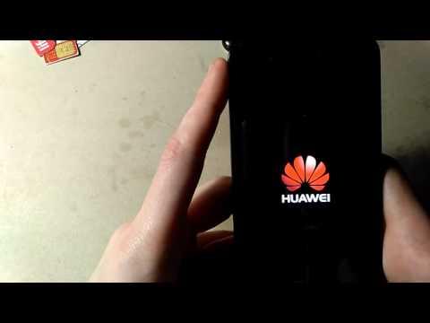 mts huawei c2856 unlock