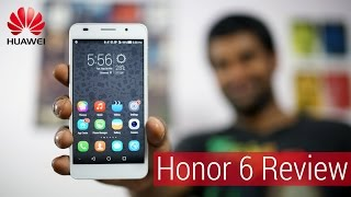 "Huawei Honor 6 Review (Octa Core | 5"" Full HD | 3GB RAM)"
