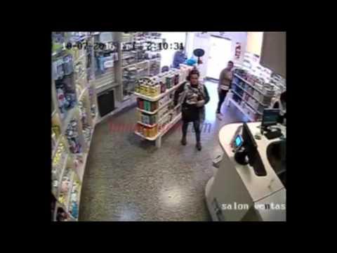 Mechera chilena fue deportada y regresó para robar