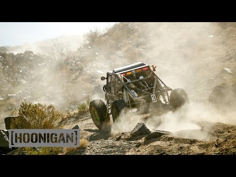 [HOONIGAN] DTT 223: Extreme Off Road: King Of The Hammers…